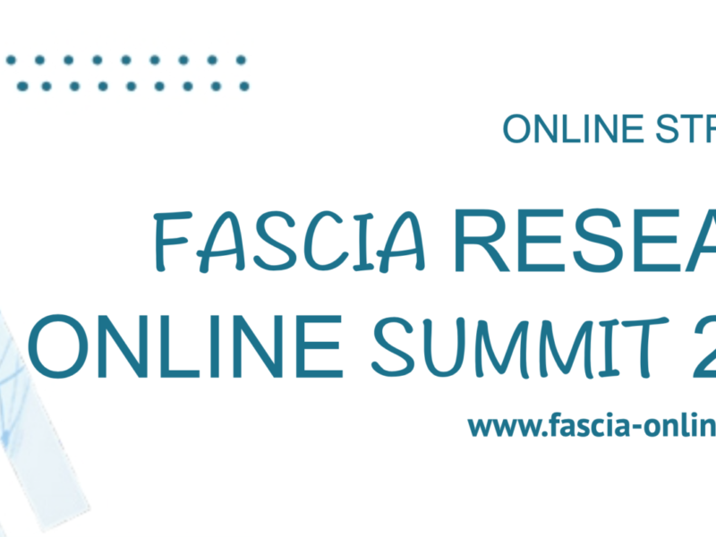Fascia Research Online Summit 2020 1