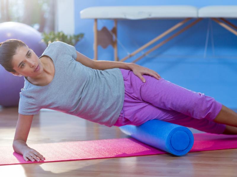 Foam Rolling: Self-Massage in Detail 1