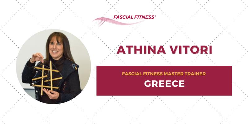 Master Trainer Monday: Athina Vitori 1