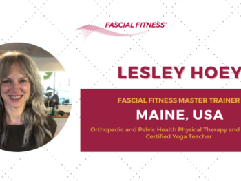 Master Trainer Monday: Lesley Hoey